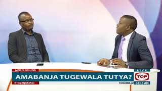 Uganda Amabanja Gagiri Mu bulago