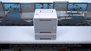Color Laser Printer with Dual Paper Trays Brother™ HL L9200CDWT  at HuntOffice.ie