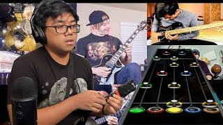 the biggest shred collab song in the world fc'd on clone hero