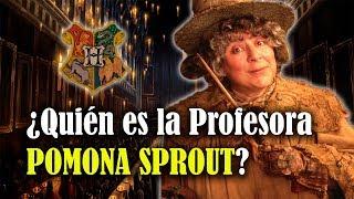 ¿Quién es la Profesora Pomona Sprout?