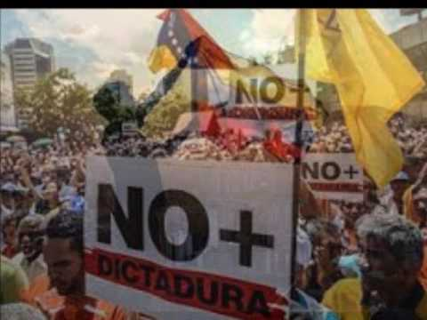 Luchemos por Venezuela - Agrupación Folklorica Tambores Marieye