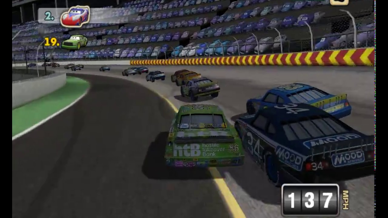 Cars High Octane Piston Cup Racers Showcase Motor