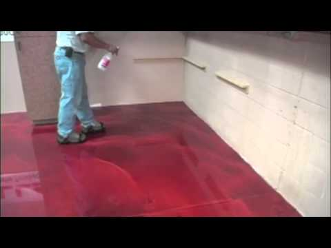 Cohills Metallic Epoxy 877 709 2220 Youtube