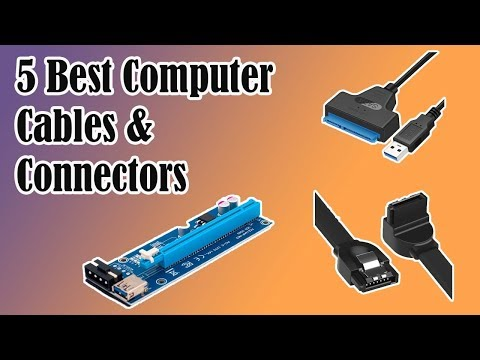5 Best Computer Cables and Connectors