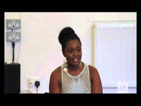 Jackie Appiah Pays St Mary's Lewisham CS School in London A Surprise Visit