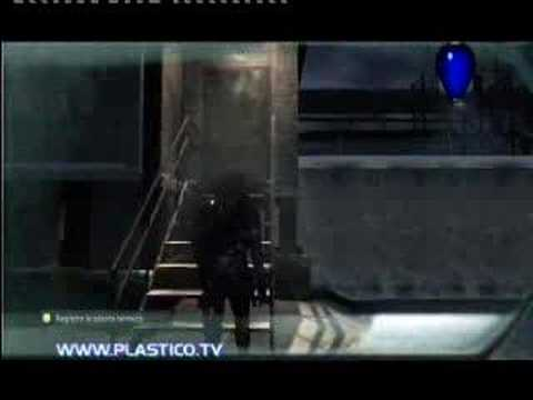 Vídeo Análisis Splinter Cell Double Agent (PS3)