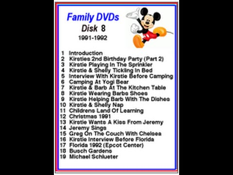 Family DVD 8