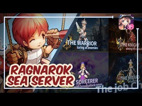 RAG: Ragnarok: Spear of Odin SEA English – CBT 2 Gameplay (Hack)