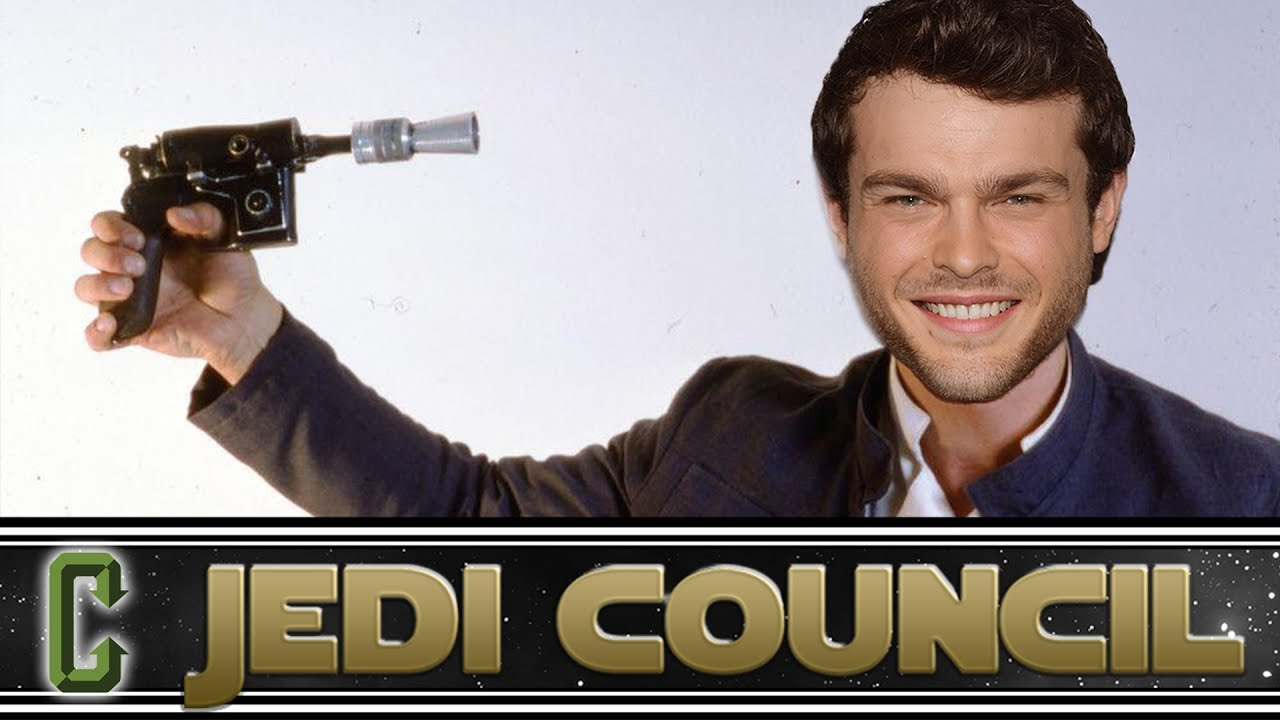 Star Wars: Han Solo Drama!  What's the Deal? – Collider Jedi Council