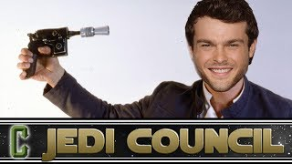 Star Wars: Han Solo Drama!  What's the Deal? - Collider Jedi Council