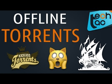 How to Search and Download Torrents OFFLINE with OfflineBay (thePirateBay offline)