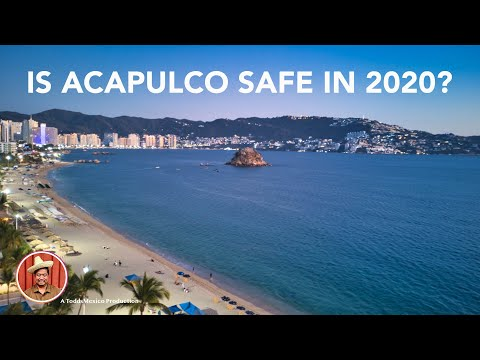 Is it Safe to Travel to Acapulco, Mexico's Most Dangerous City in 2020