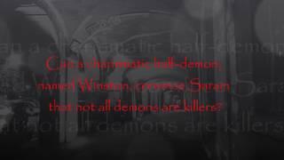 Vile Blood Book Trailer