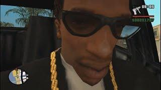 Forzando todos los modos de cámara en GTA San Andreas