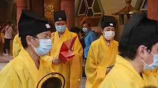 Publication Date: 2020-09-22 | Video Title: 圓玄學院盂蘭勝會之破地獄