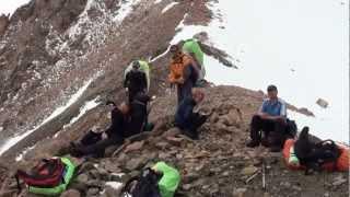 горный поход HD(Поход третьей категории сложности по Северному Тянь-Шаню, совершенный группой туристов турклуба