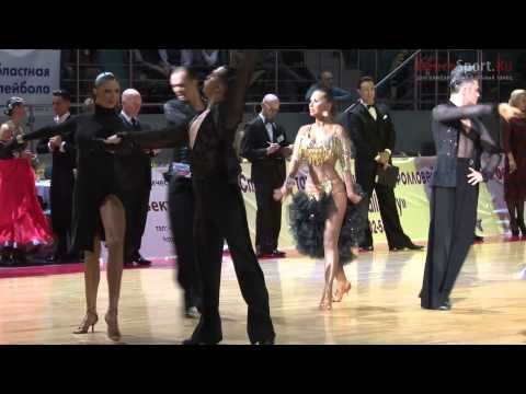 Ковган Роман - Румянцева Наталия, Final Pasodoble