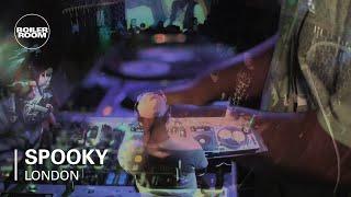 Spooky Boiler Room London DJ Set