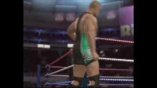 SVR 2009 all Entrances on Legends of Wrestlemania PS3