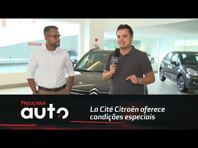 Auto Dica: La Cité Citroën oferece condições especiais