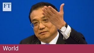Chinese premier pledges pro-business measures in response to US tariffs
