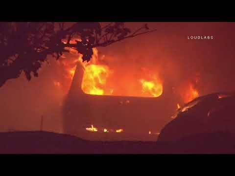 Multiple Car Fires / Victorville  8.22.18