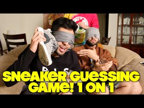 Sneaker Game Ends In Controversy!! (Ahmed vs Wajeeh)