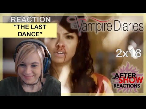 The Vampire Diaries S02E18 - The Last Dance Reaction