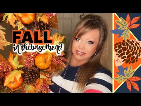 fall-🍁decorating-in-the-basement---decorate-with-me!
