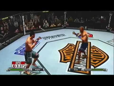 UFC 2009 Undisputed - Matt Hughes vs Thiago Alves