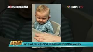 Bayi Ini Menangis Dengar Suara Ibunya Pertama Kali