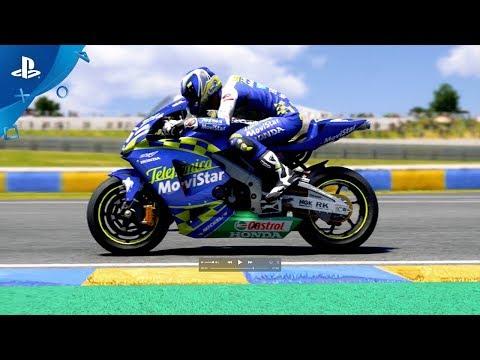 MotoGP 19 - Historical Riders Trailer   PS4