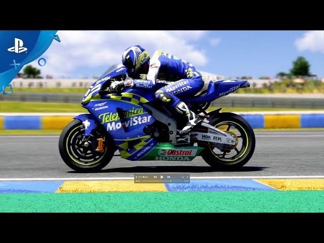 MotoGP 19 - Historical Riders Trailer | PS4