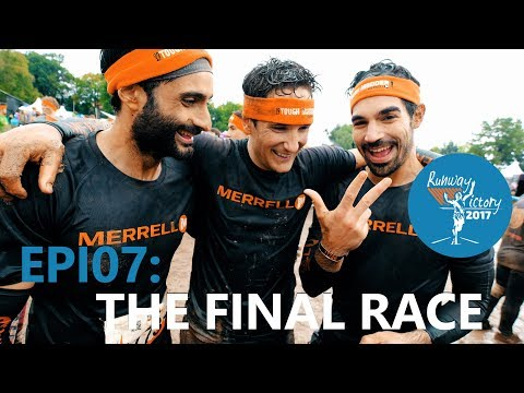 THE FINAL RACE RUNWAY VICTORY 2017 Episode 7 by CAPTAIN JOE