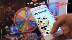 Téléchargez l'application ''My Orange'' et gagnez plein de cadeaux