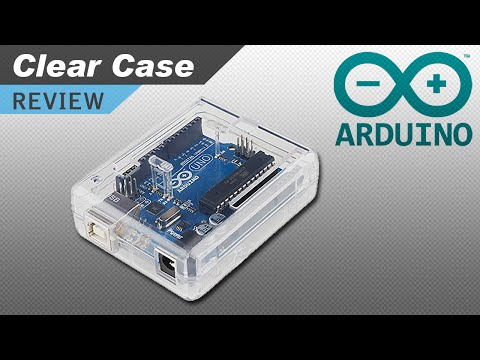 Arduino Clear Case Review