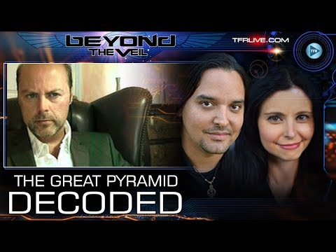 The Great Pyramid Crystal Technology Decoded by Christopher Everard - Beyond The Veil