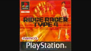 R4 Ridge Racer Type 4 (Full In-Game Soundtrack)