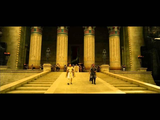 映画『エクソダス:神と王』予告編
