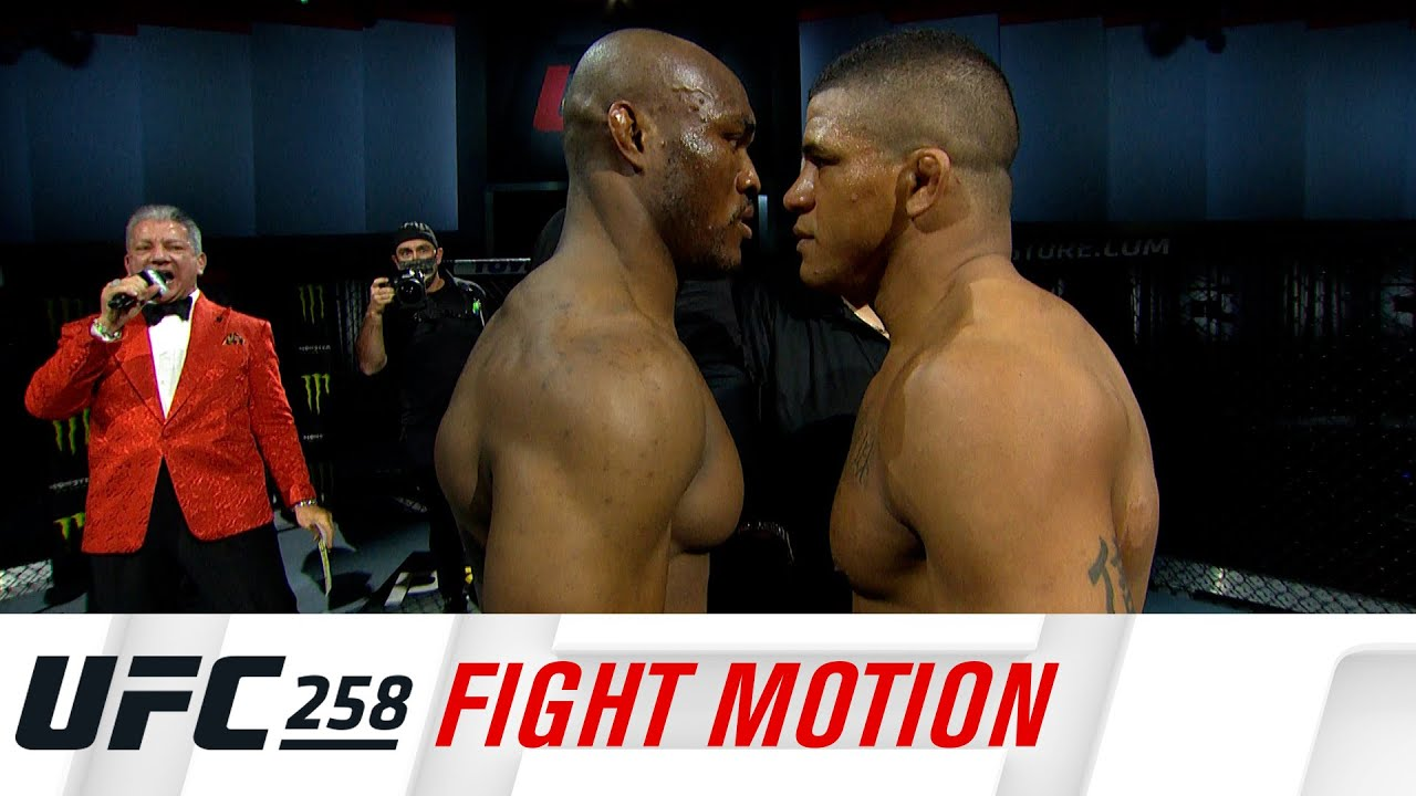UFC 258: Fight Motion