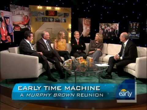 'Murphy Brown' Reunion