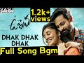 #DhakDhakDhak Full Song Bgm | #uppena | uppena bgm | Uppena Movie | DSP | dhak dhak dhak bgm | 2020