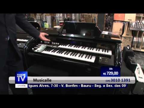 INSTRUMENTO MUSICAL EM BAURU - MUSICALLE - S 14