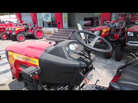 Mahindra JIVO 225 DI 20HP New tractor Price 3 60