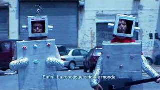 Flight of the Conchords - We Are Robots (vost)