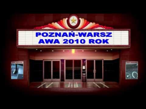 Poznań - Warszawa 2010 rok