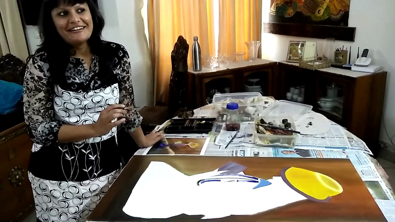 Oil painting youtube for Painting classes ct