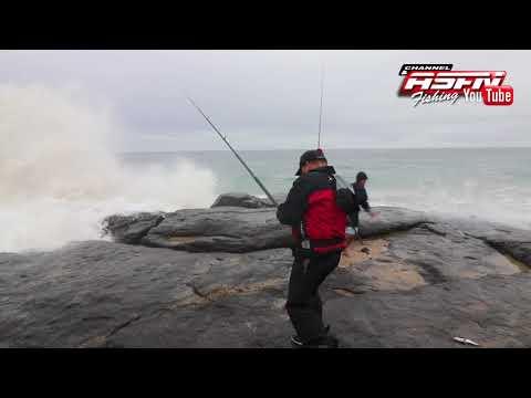 2018 Fishing Vlog 0117 - Splash Rock, Port Edward