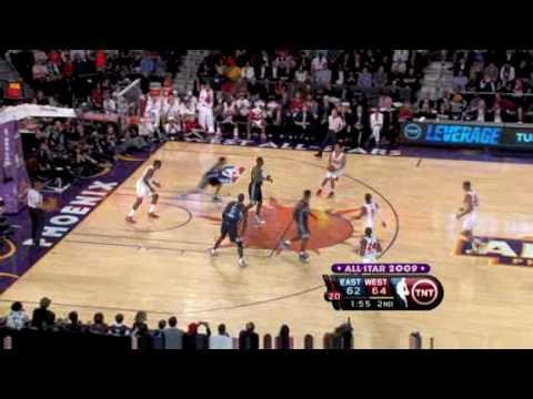 2009 NBA All-Star Game: Recap