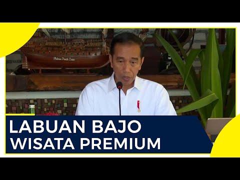 Jokowi Siapkan Labuan Bajo Sebagai Tuan Rumah Acara Internasional